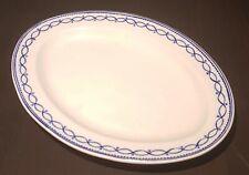 Plat porcelaine Tournai