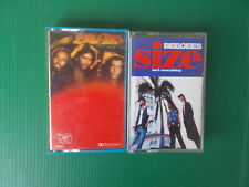 BEE GEES SPIRITS HAVING FLOWN++SIZE ISN'T EVERYTHING MUSICASSETTA K7 COME NUOVE