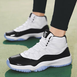 Men's Classic Basketball Shoes Breathable Boots High Top Sneakers Sports Outdoor