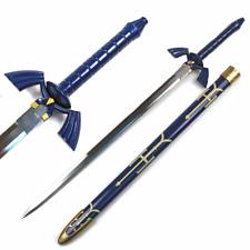 Zelda Master Sword Replica Link Twilight Princess Metal Blade New Gift