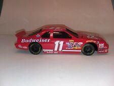 Bill Elliott #11 Budweiser 1994 Ford Thunderbird Bank 1:24th Diecast