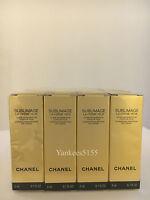 12 x Chanel Sublimage La Creme Yeux Regenerating Eye Cream 3ml ea. - NEW FORMULA