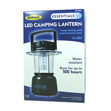 12 LED CAMPING LANTERN CARAVAN / FISHING / OUTDOOR / BBQ