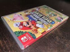 New Super Mario Bros U Deluxe • Nintendo Switch (Mint) • SAME DAY DISPATCH