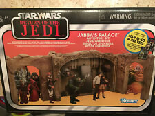 Star Wars Vintage Collection Jabba's Palace Walmart DAMAGED