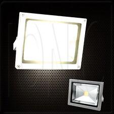50W 120V LED Flood Light Outdoor Landscape Garden Lamp - Warm White Lighting