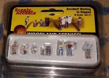 N Scale Woodland Scenics Accident waiting to Happen N Scale A2171