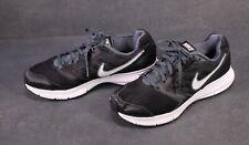 Sb271 nike downshifter 6 zapatillas calzado deportivo negro blanco talla 41 zapatillas