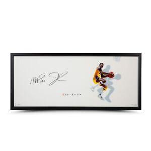 "Magic Johnson Autographed 20X46 Framed Photo The Show ""Innovator"" Lakers UDA"
