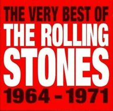 NEW The Very Best Of The Rolling Stones 1964-1971 (Audio CD)