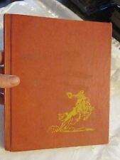 1950 INDIANS AND COWBOYS by Sanford Tousey  Children's Book - LUD