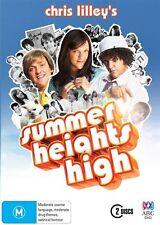 SUMMER HEIGHTS HIGH Chris Lilley DVD R4 - 2 discs
