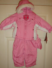 PROJECTION/SYSTEM~girl's~3/PC/LINED/SNOWSUIT! (12/MO) N/W/TAGS! @@ NICE!