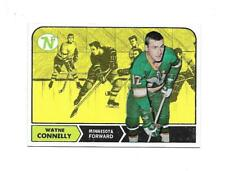 1968-69 Topps:#50 Wayne Connelly,North Stars