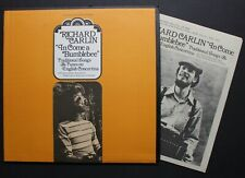 Richard Carlin Folkways English Concertina LP 1977 with Insert