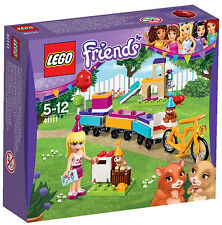 Tren fiesta Lego Friends 41111