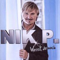 """NIK P """"WEISST DU NOCH"""" CD NEU"""