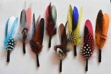 New! Feathers for Hats Cowboy Fedora Hats Accessories. Women Men Unisex