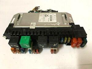00-02 MERCEDES BENZ CL500 S430 SAM FUSE BOX  CONTROL MODULE A 026 545 53 32