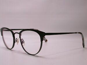 Warby Parker Black Metal Blair Modern Classic Frames Eyeglasses