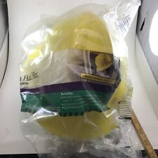 MSA Safety Works 10012177 Full Brim Hard Hat Yellow Brand New In Bag Lot Of 2