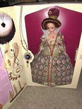 Queen Elizabeth Barbie Great Eras Collection 1994 Timeless Creations NIB rw50