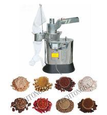 Intbuying 110V Electric Hammer Mill Herb Grain Grinder Powder Grinding Machine