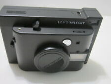Lomography Lomo'Instant Black Instant Film Camera and Lenses Photography