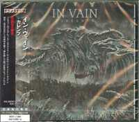 IN VAIN-CURRENTS-IMPORT CD WITH JAPAN OBI F83