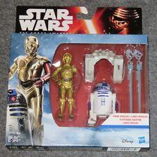 R2-D2 C-3Po B3957 Star Wars The Force Awakens Hasbro Figur