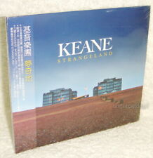 Keane Strangeland [Deluxe Version] 2012 Taiwan CD w/OBI