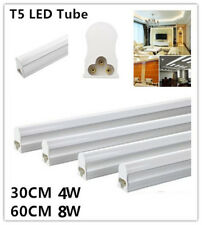 1ft 4W LED T5 Integrated Fixture ,Under Cabinet Tube Fluorescent Light 4000K