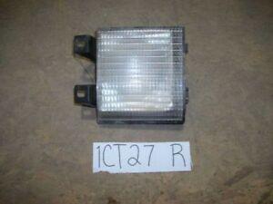 PASSENGER RIGHT CORNER/PARK LIGHT FITS 83-91 CHEVROLET 10 VAN 63465