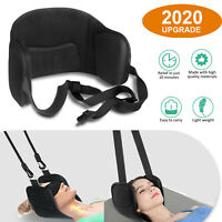 Back Muscle Relief Pain Stretcher Cervical Traction Massage Portable