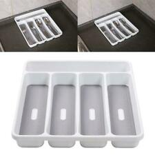 New Expandable Kitchen Fork/Knife/Spoon Drawer Organiser Rack Cutlery Tray