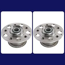 2FRONT WHEEL HUB BEARING ASSEMBLY FOR MERCEDES CL500 (2000-06) SHIP 2-3DAY RECEI