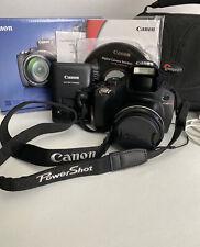 Canon PowerShot SX40 HS 12.1 MP 2.7'' Screen 35x Zoom Digital Camera - Black