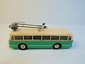 Grünbeiger Trolleybus , Oberleitungsbus, mit Antrieb, EHEIM,CE