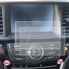 "2 Fits Nissan Pathfinder 2014-18 Anti scratch Print Screen Saver Protector 8"""