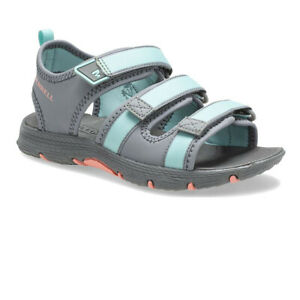 Merrell Boys Hydro Creek Shoes Sandals Grey Sports Outdoors Breathable