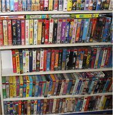 Stock VHS Nuove - Vari Generi - 1500 Titoli