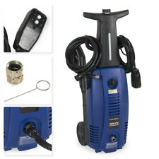 3000 PSI Burst Power Electric High Pressure Washer 2000w Motor Jet Sprayer, Blue