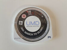 300 March to Glory Sony PSP - PAL - Free Shipping