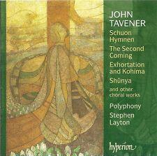 Choral Music by John Tavener