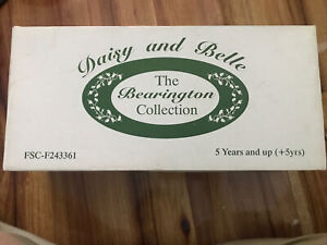 The Bearington collection Daisy And Belle 5 Yrs And Up With Original Box