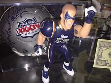 JAMES LAURINAITIS 2014 RAMS GIVE A WAY FIGURE