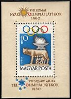 Hungary #1336 MNH S/S CV$20.00 Rome Summer Olympics Romulus Remus Wolf