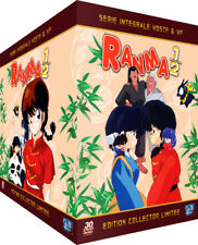 ★Ranma 1/2 ★ Intégrale Collector Pack 30 DVD