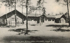 Trail Blazer Camps,Sussex County,New Jersey,Dining Hall,c.1930s