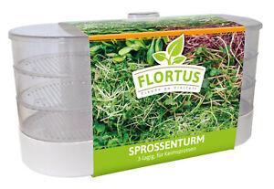 FLORTUS 2000-0409 Sprossenturm (Keimgerät)
